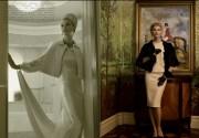 The DuchessLinda Evangelista by Steven Meisel