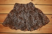 leopardkjolen
