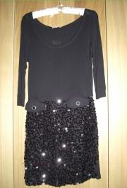 klänningen till nyår