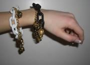 snygga armband med döskallar från mijalki!