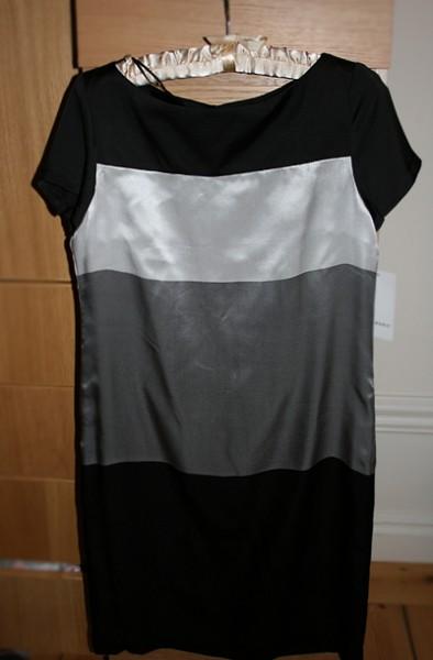 Nya klänningen