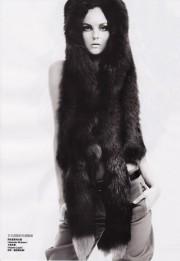 Vogue China January 2008