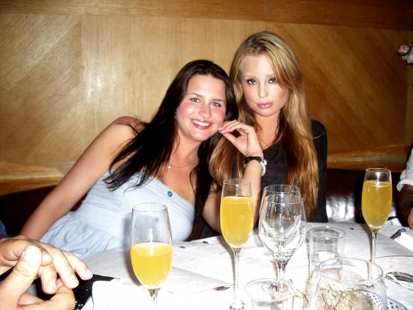 me and natalia