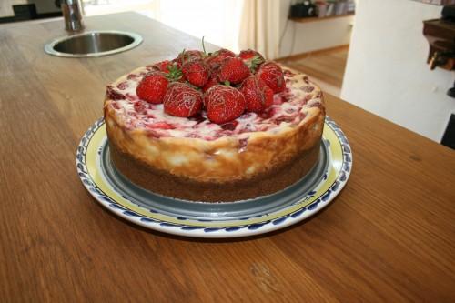 världens godaste cheesecake recept