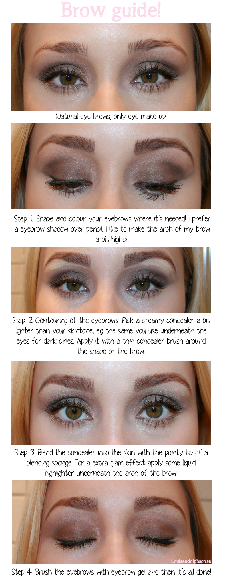 how to get perfect eyebrows toronot