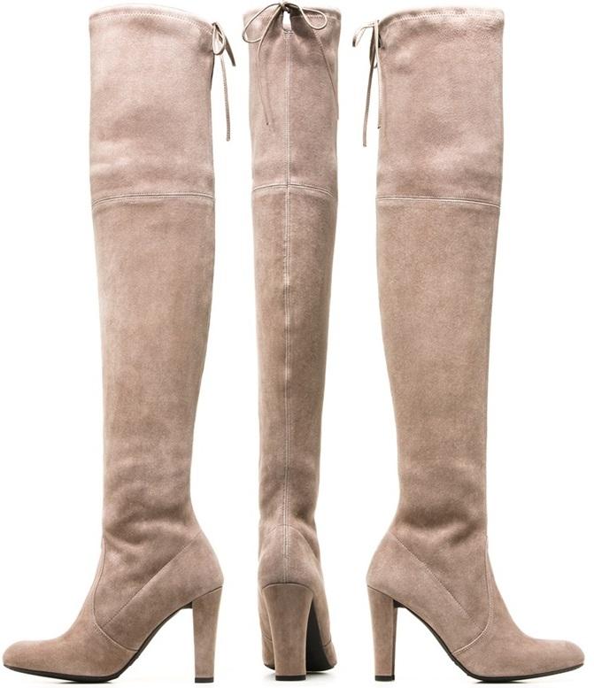 highland boots by stuart weitzman louise. Black Bedroom Furniture Sets. Home Design Ideas