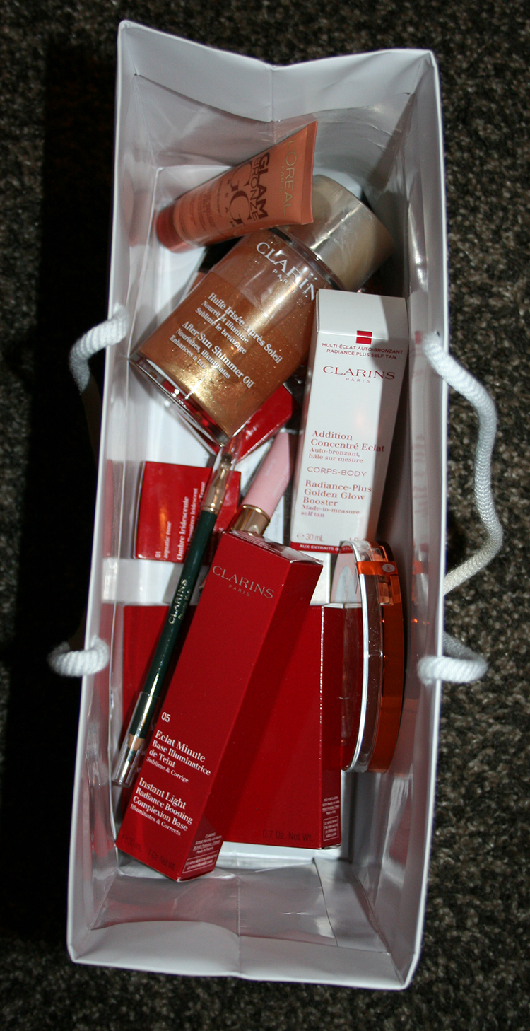 clarins products summer colletion 2015