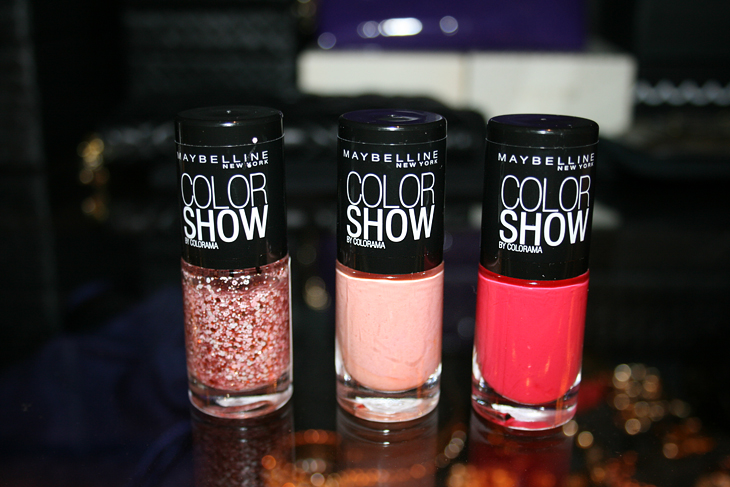 maybelline nail polish bouquet summer collection 20 color show15