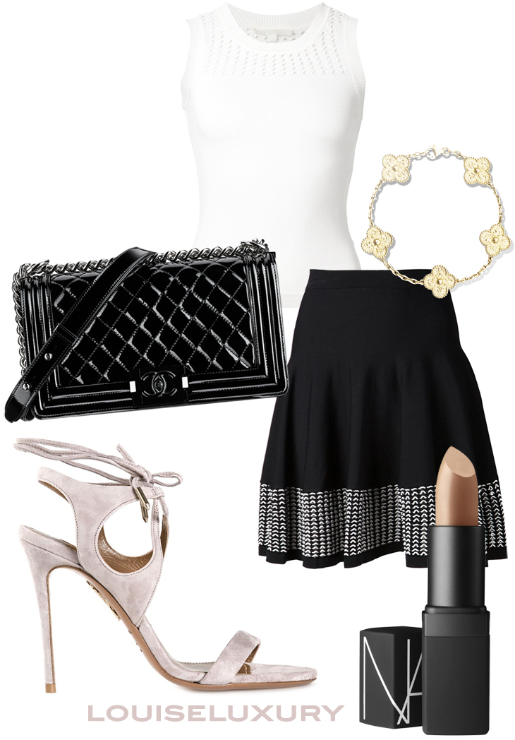 girly summer outfit ootd
