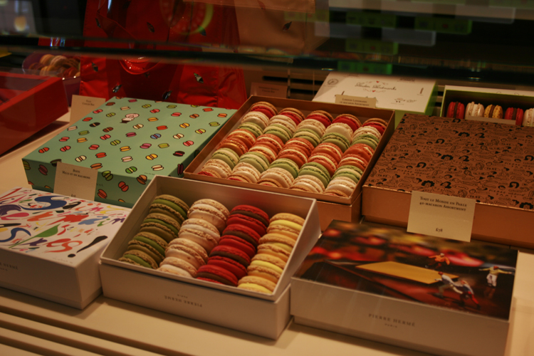 pierre hermes macarons knightsbridge london