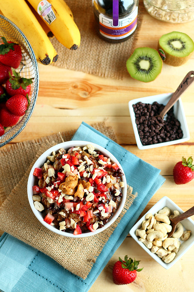 Chocolate-Strawberry-Oatmeal-recipe