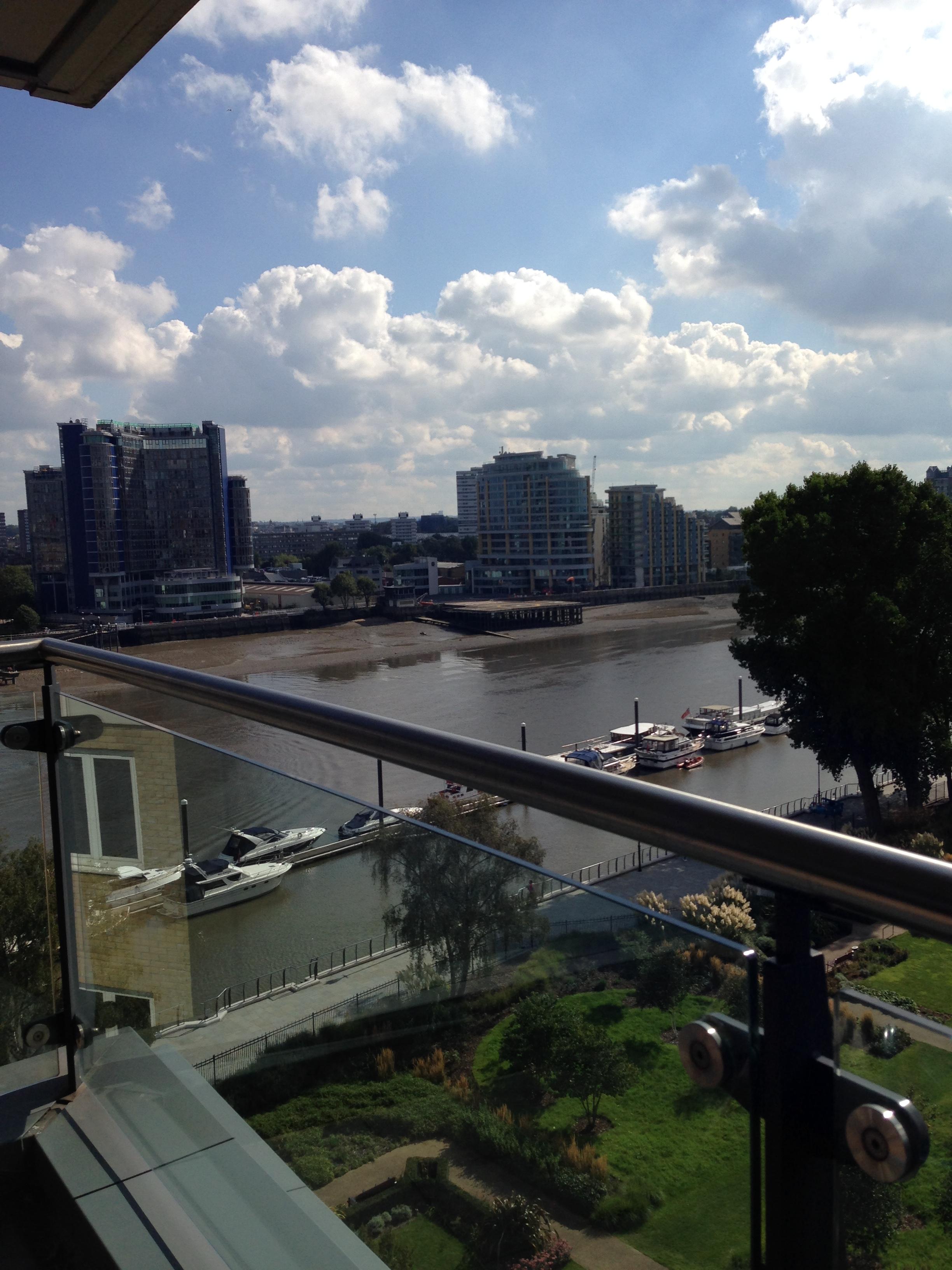 Imperial wharf london