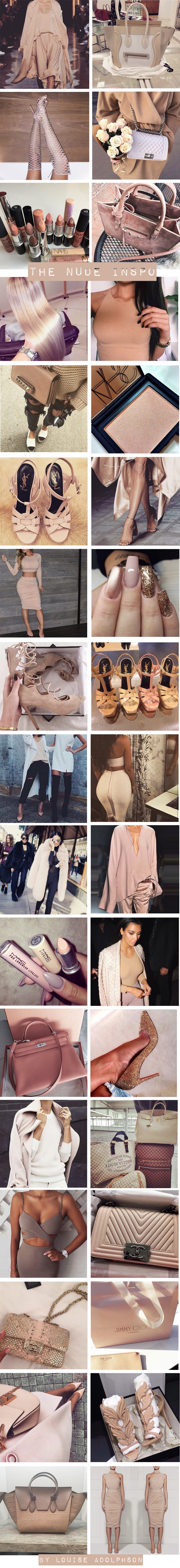 nude neturals beige fall fashion inspiration gorgeous fall clothes