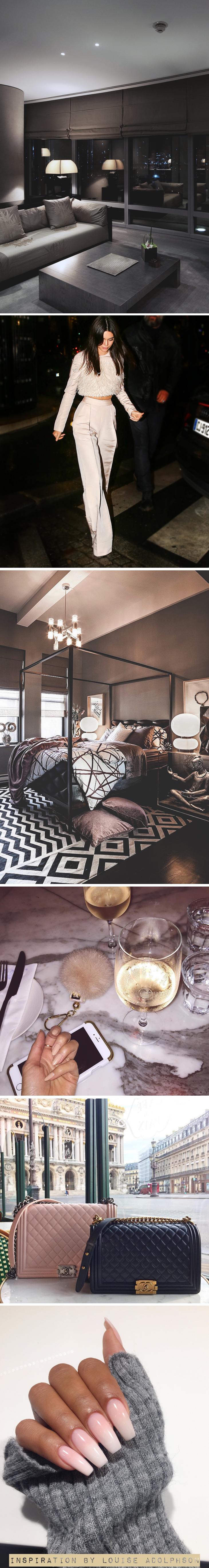 Inspiration luxury glamour