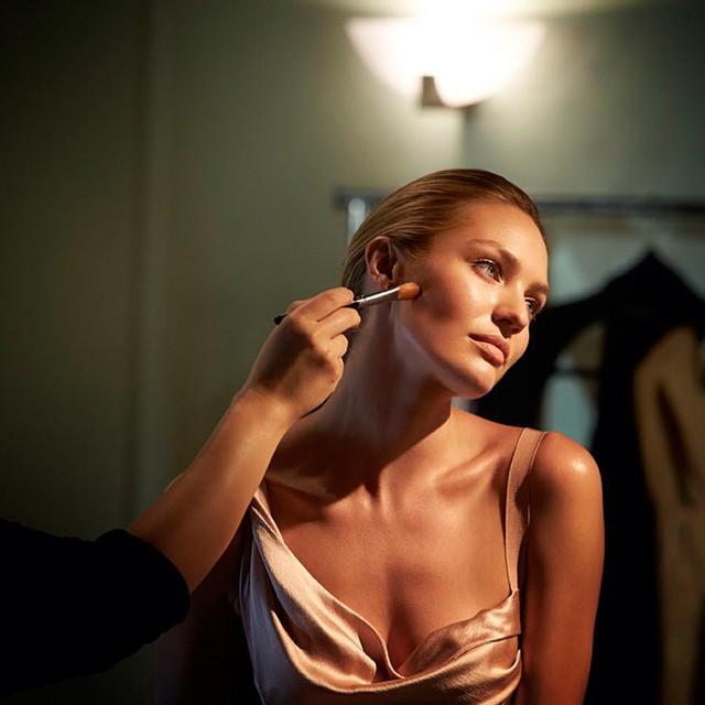 foundation guide victoria secret fashion show candice bare minerals beauty blogger foundation tips