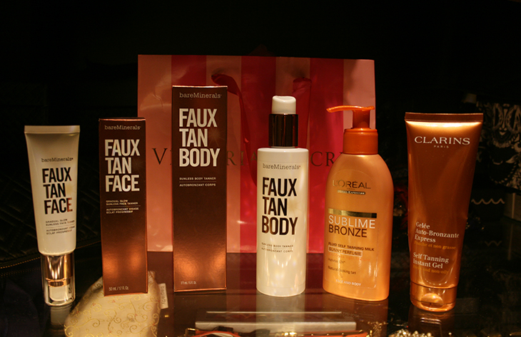 clarins self tanning bare minerals faux tan body loreal sublime bronze self tanning product guide