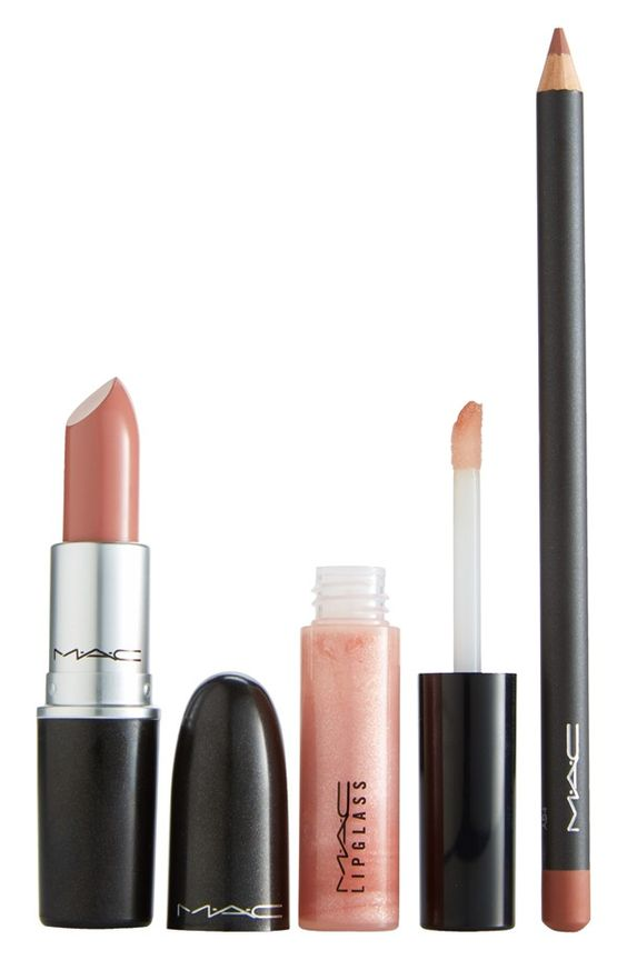 louise adolphson tutorial how to get perfect nude lips mac cosmetics