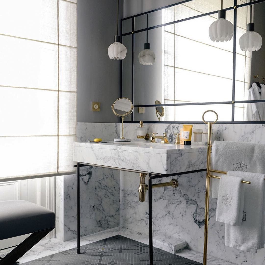 marble bathroom interior inspiration