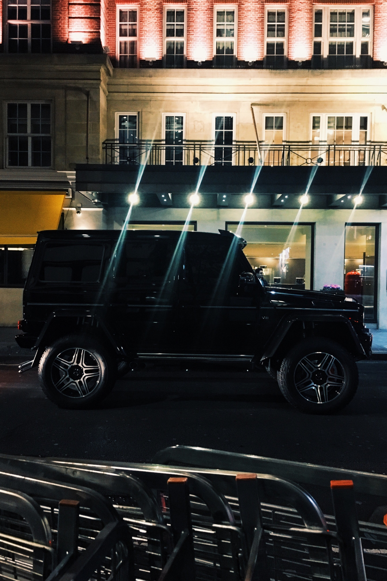 g wagon london knightsbridge supercars