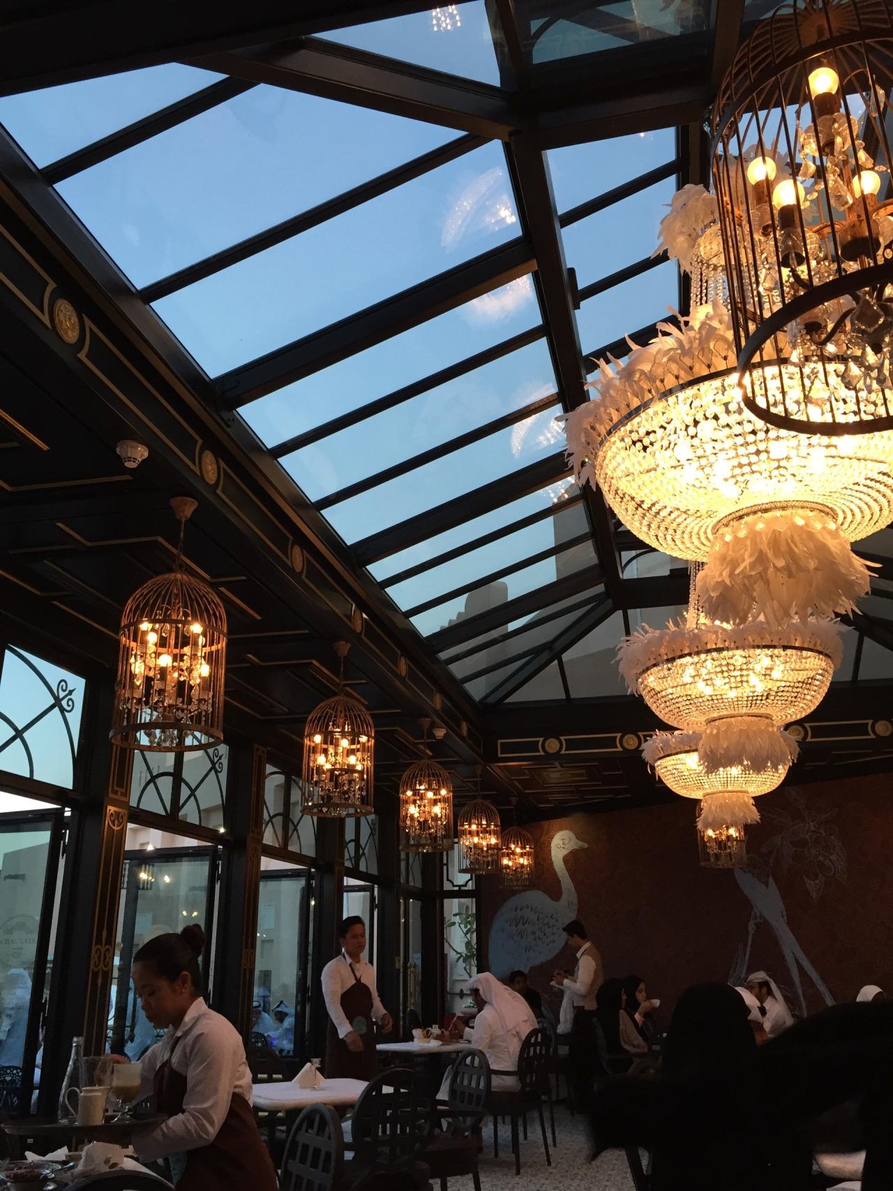 dream paris restaurant to dine in