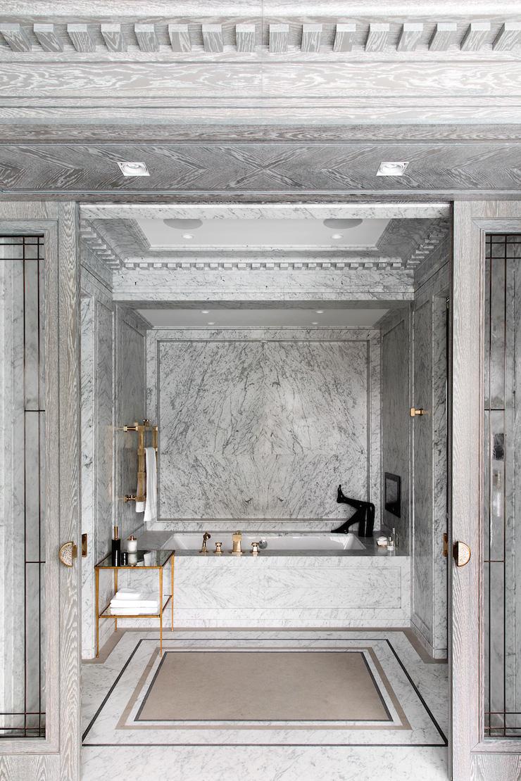 marble bathroom interior design inspiration