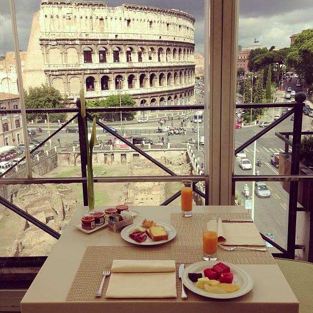 summer weekend trip rome