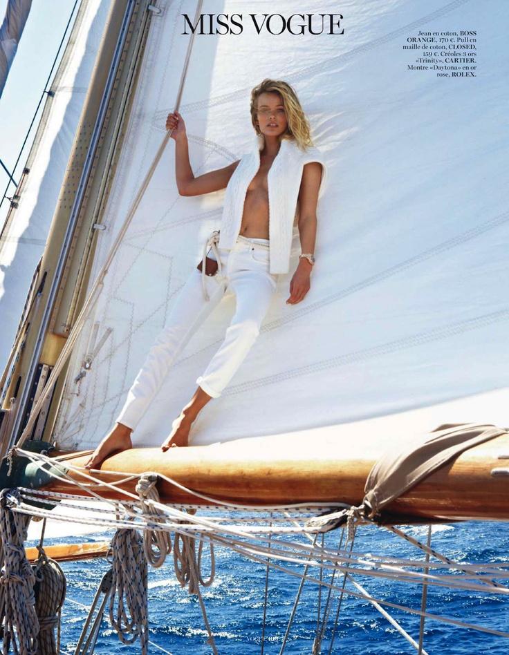 sailing trip gilles bensimon