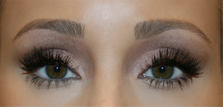 sephora eye shadow anastasia brow wiz taupe soft glam tutorial