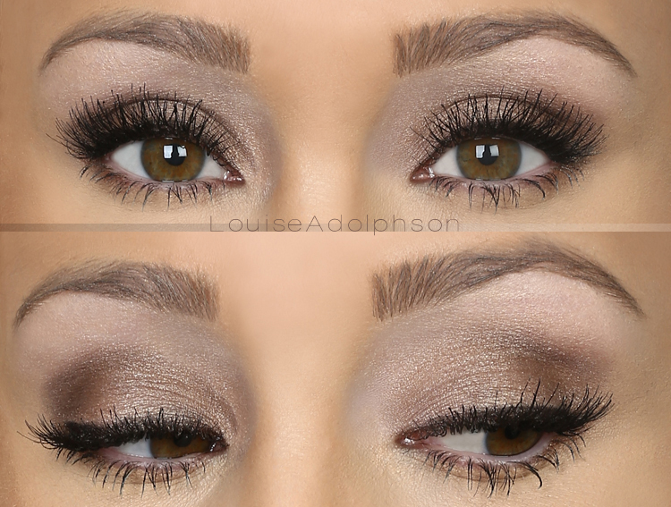 bronze kim kardashian eye make up tutorial