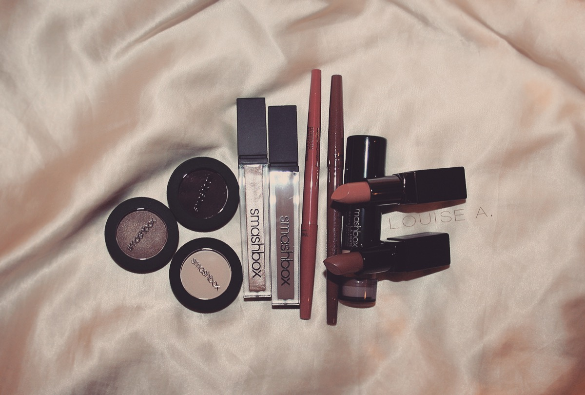 smashbox cosmetics haul make up lovers