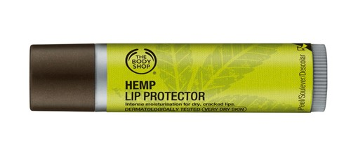 body shop hemp lip balm best lip balm