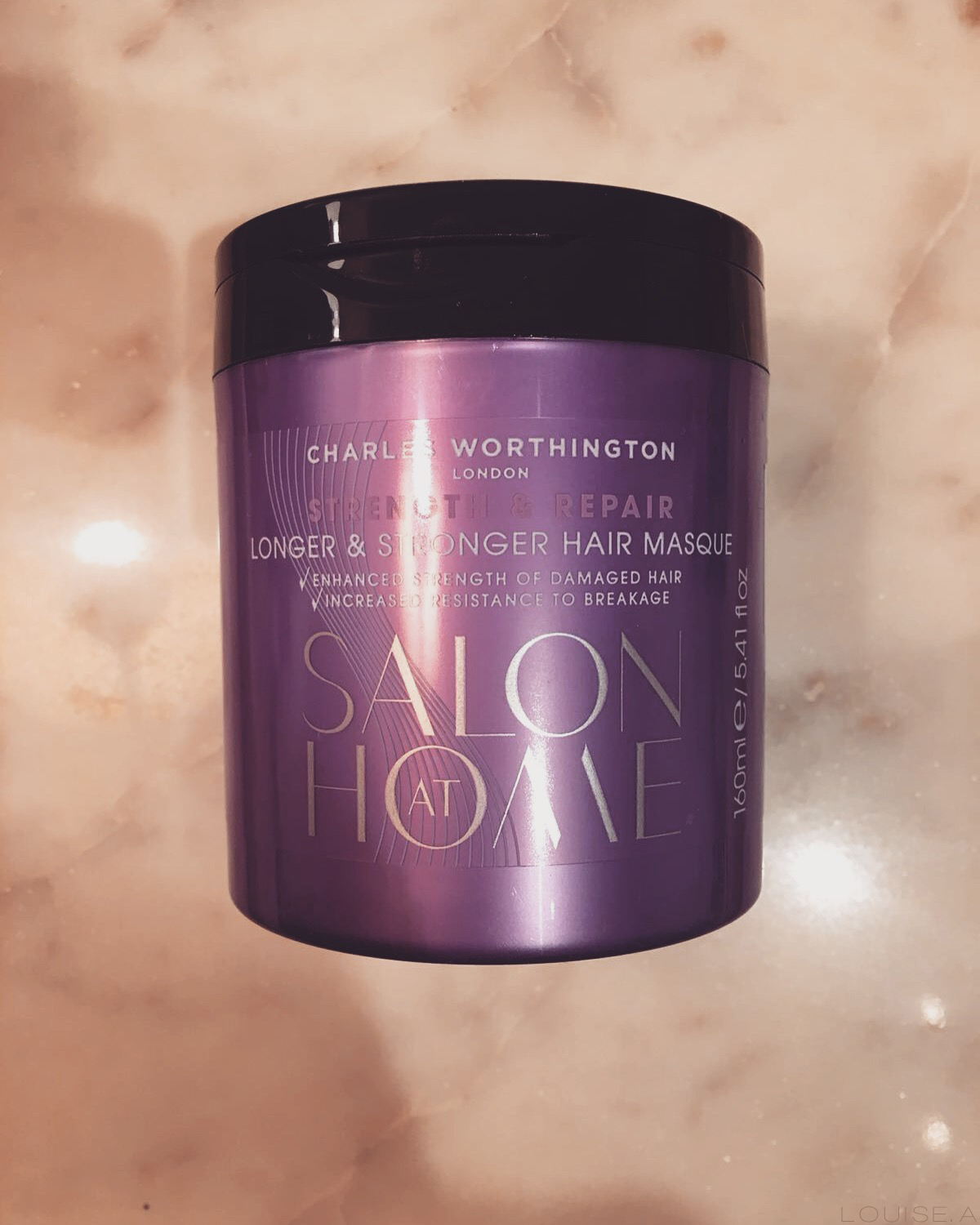 Charles worthington hair treatment mask