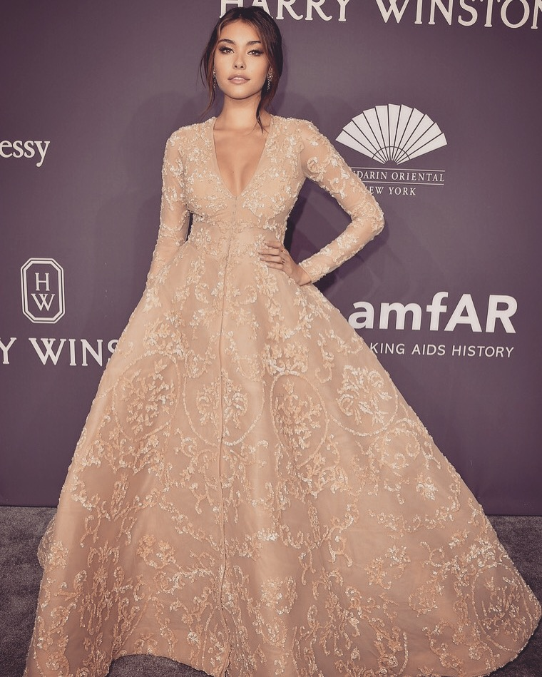 madison beer amFAR gala new york 2017
