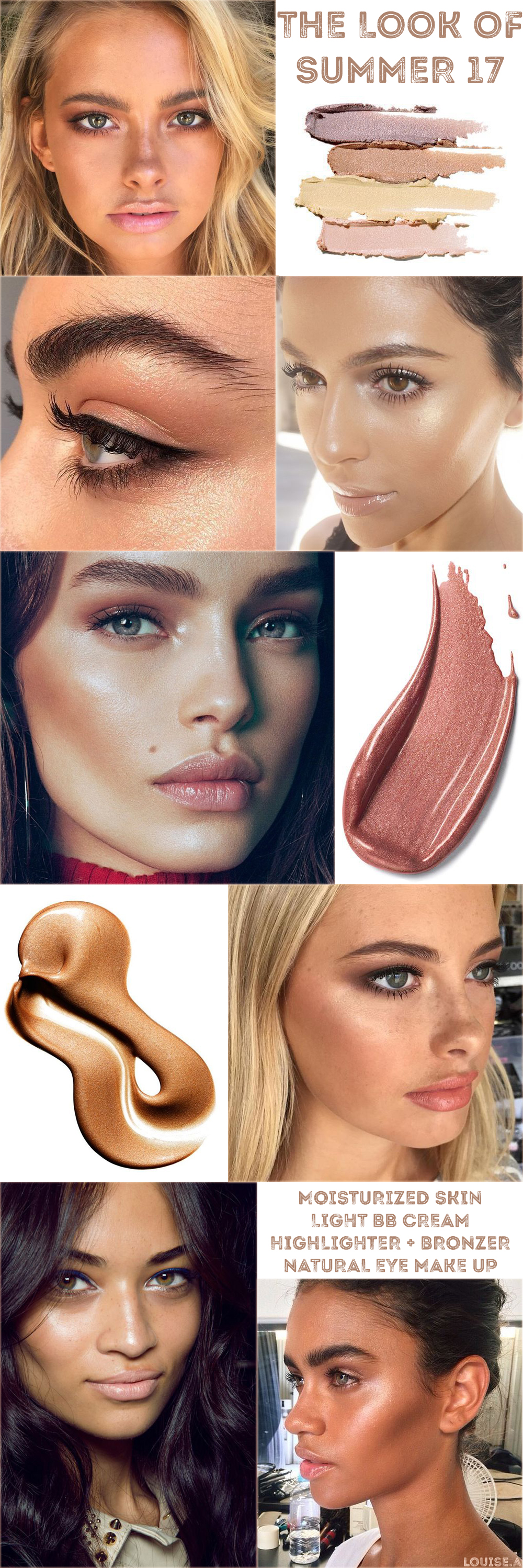 summer glow inspo tutorial