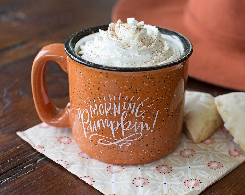 yummie autumn pumpkin latte