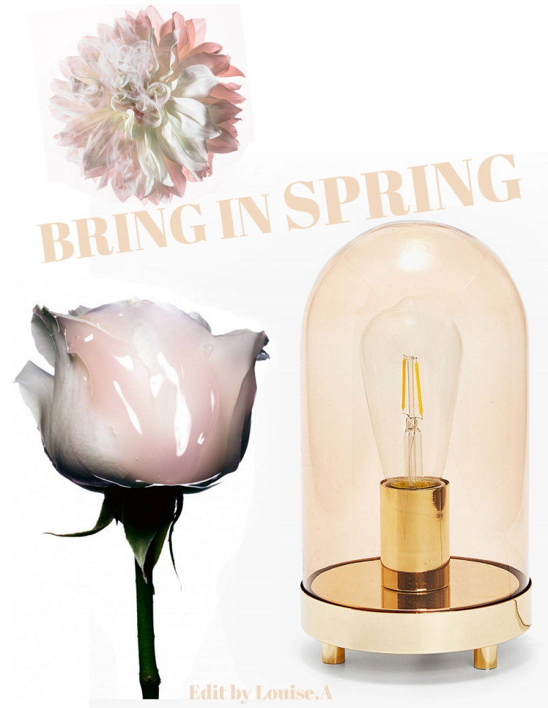 BRING IN SPRING BY LOUISE interior design zara home